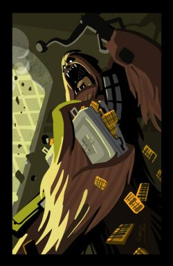 Chewbacca by Joey Mason.