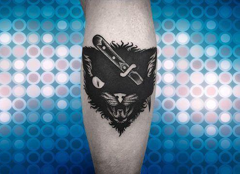 tatuajes oscuros