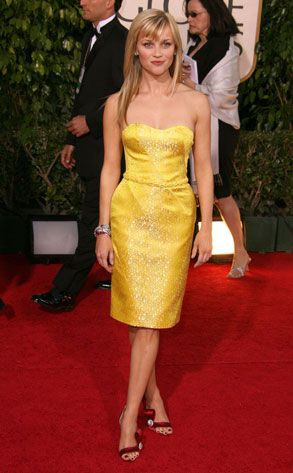 c23cd7ffe29d 2007 Golden Globes - Reese Witherspoon (Nina Ricci) | Dresses ...