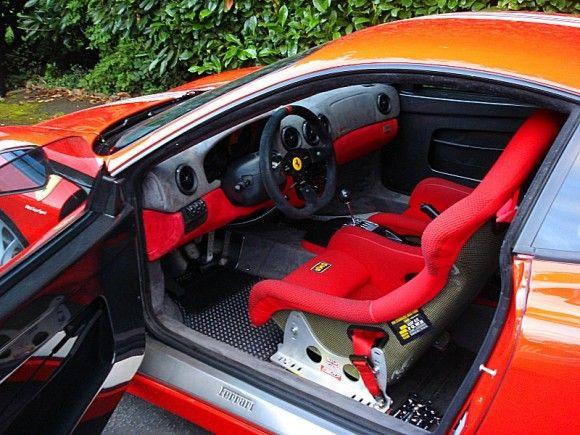Ferrari Challenge Stradale 6 Speed Manual Conversion Build Thread