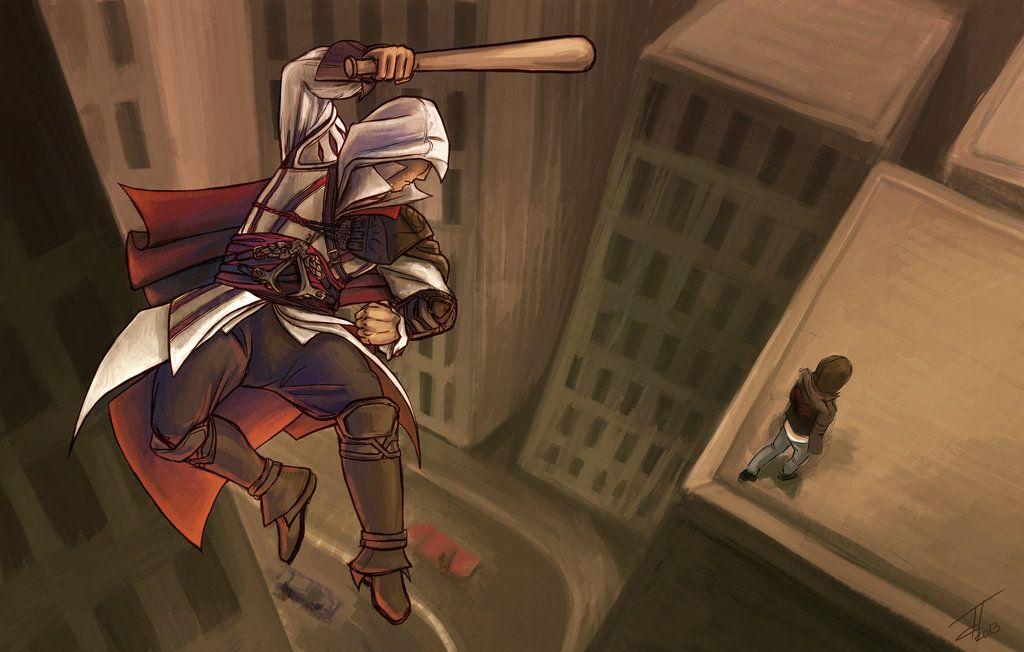 Assassins Creed: Modern Warfare by Leliumoj