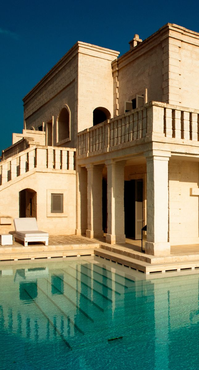 Borgo Egnazia Puglia Italy Mansions Architecture Historic Mansion