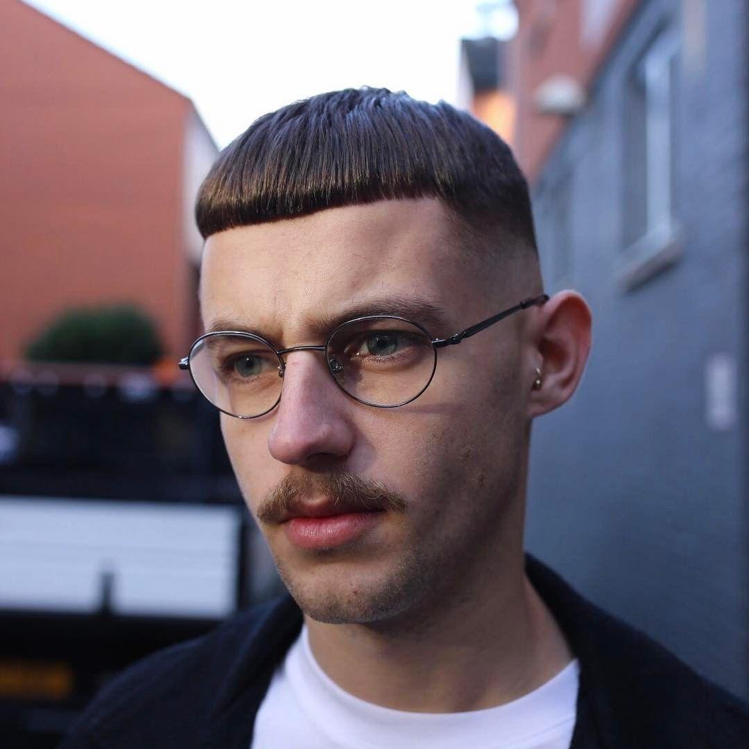 Bowl cut haircut men awesome  eyecatching bowl cut designs  for stylish men check