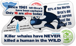 10 FREE Orca Whale Stickers on http://hunt4freebies.com