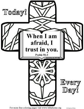 Free VBS craft ideas, Bible coloring pages, memory verses