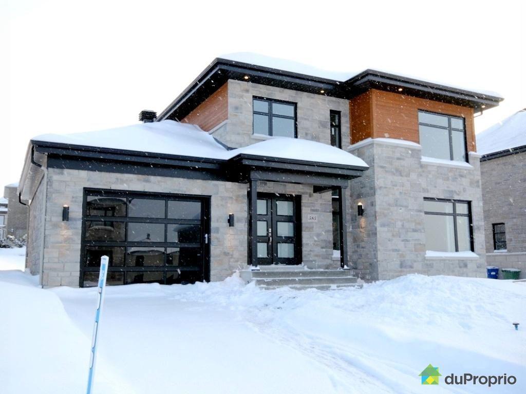 31 House Ideas Maison Maison Neuve A Vendre Maisons Extérieures