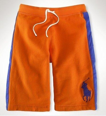 Ralph Lauren Classic ITA-24 Series Green Beach Shorts
