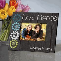Personalized Best Friends Picture Frame 2495 Best Friend Gifts