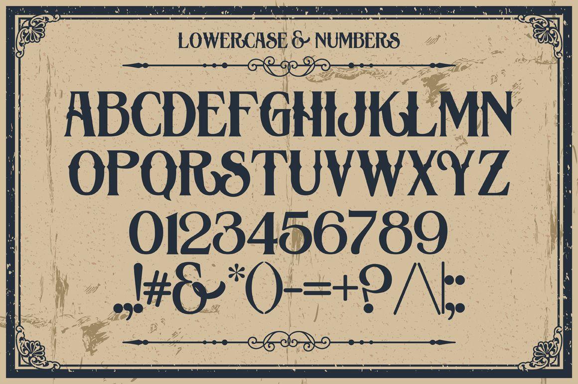 Holden Typeface Vintage Fonts Vintage Typography Vintage Advertising Art
