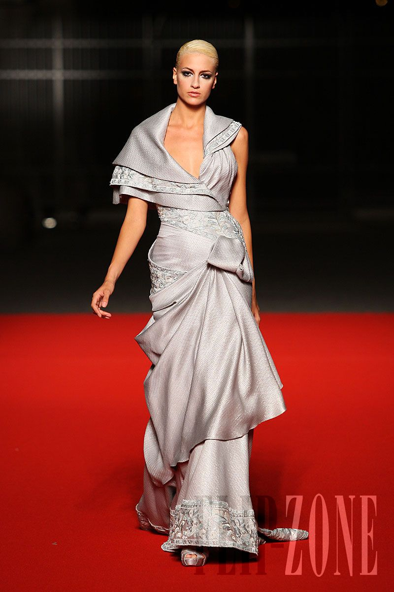 Abed Mahfouz - Couture - Fall-winter 2009-2010