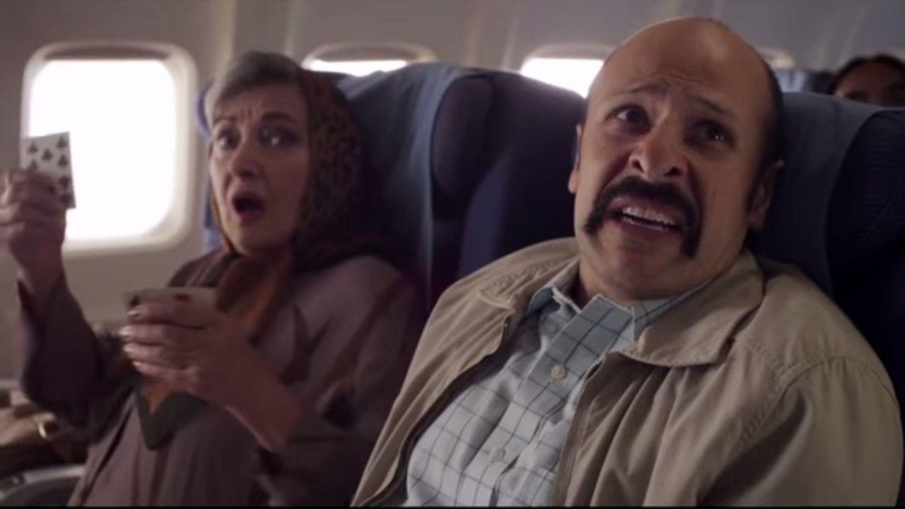 Jimmy Vestvood Amerikan Hero Plane Scene Ft Maz Jobrani
