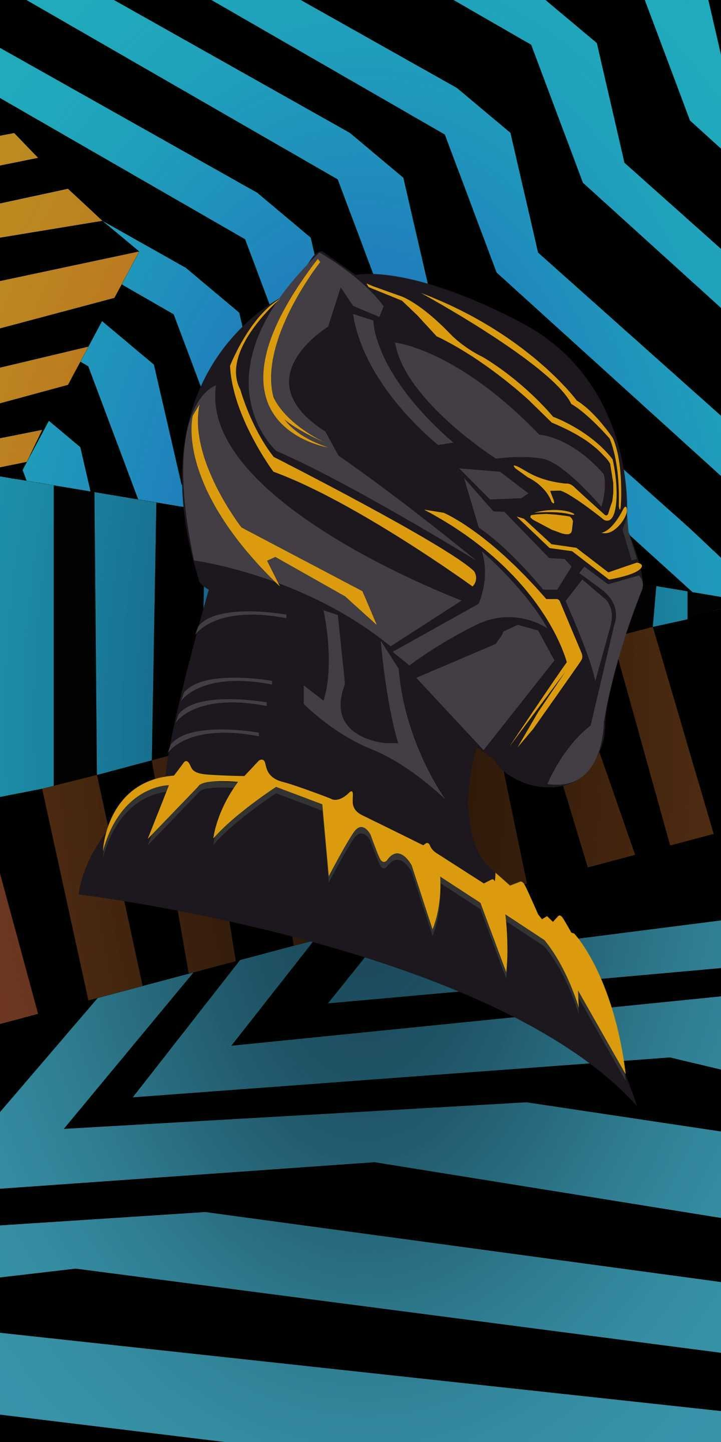 Iphone 11 Iphone Black Panther Wallpaper Hd