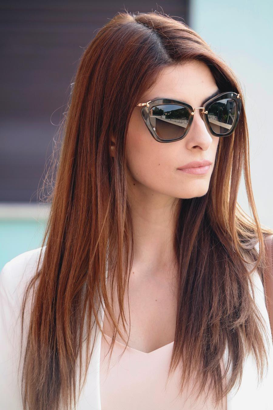 59602f051061 Laura Manfredi - Miu Miu  sunglasses  miumiu