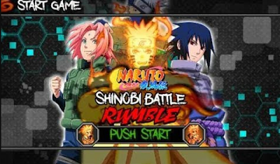 Naruto Senki Mod Shinobi Battle Rumble in 2020 Naruto