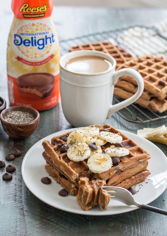 Flourless peanut butter protein waffles creamer recipe