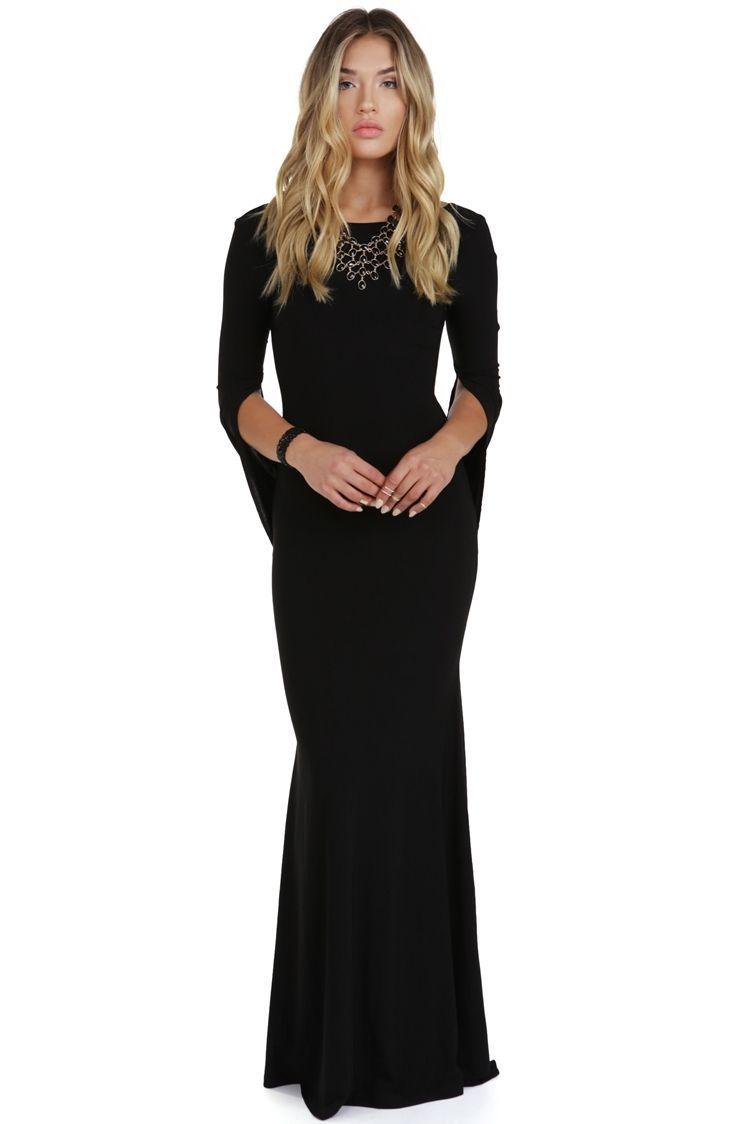 Veronica black prom dress black prom dresses veronica and prom