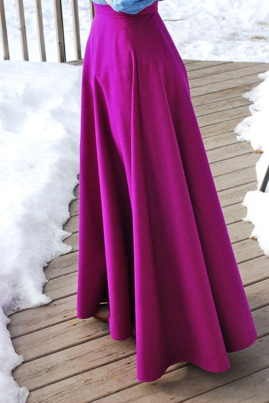 Lovely long skirt