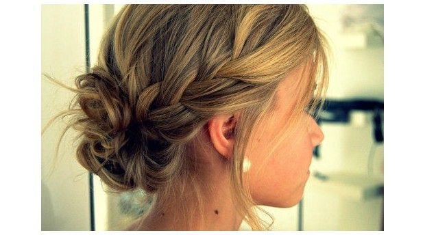 Professional Hairstyles For Long Hair Job Interview   Short hair updo, Hair beauty:__cat__ ...