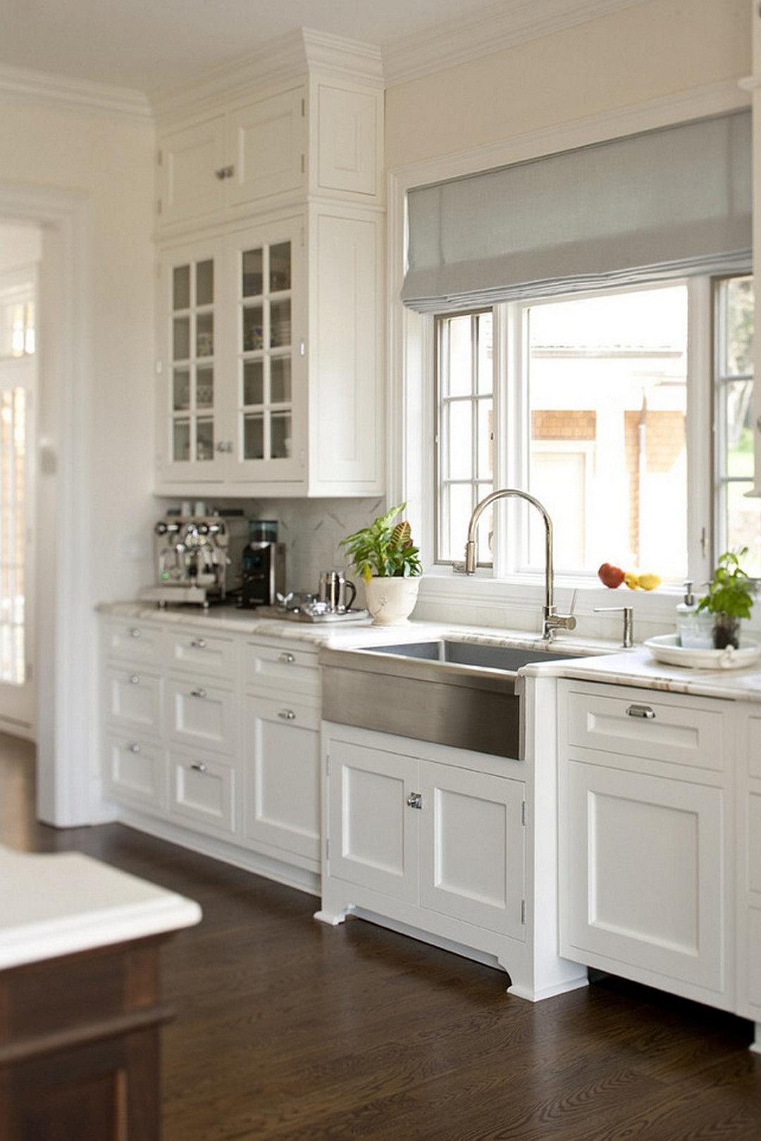 53 Pretty White Kitchen Design Ideas Https://www.futuristarchitecture.com/