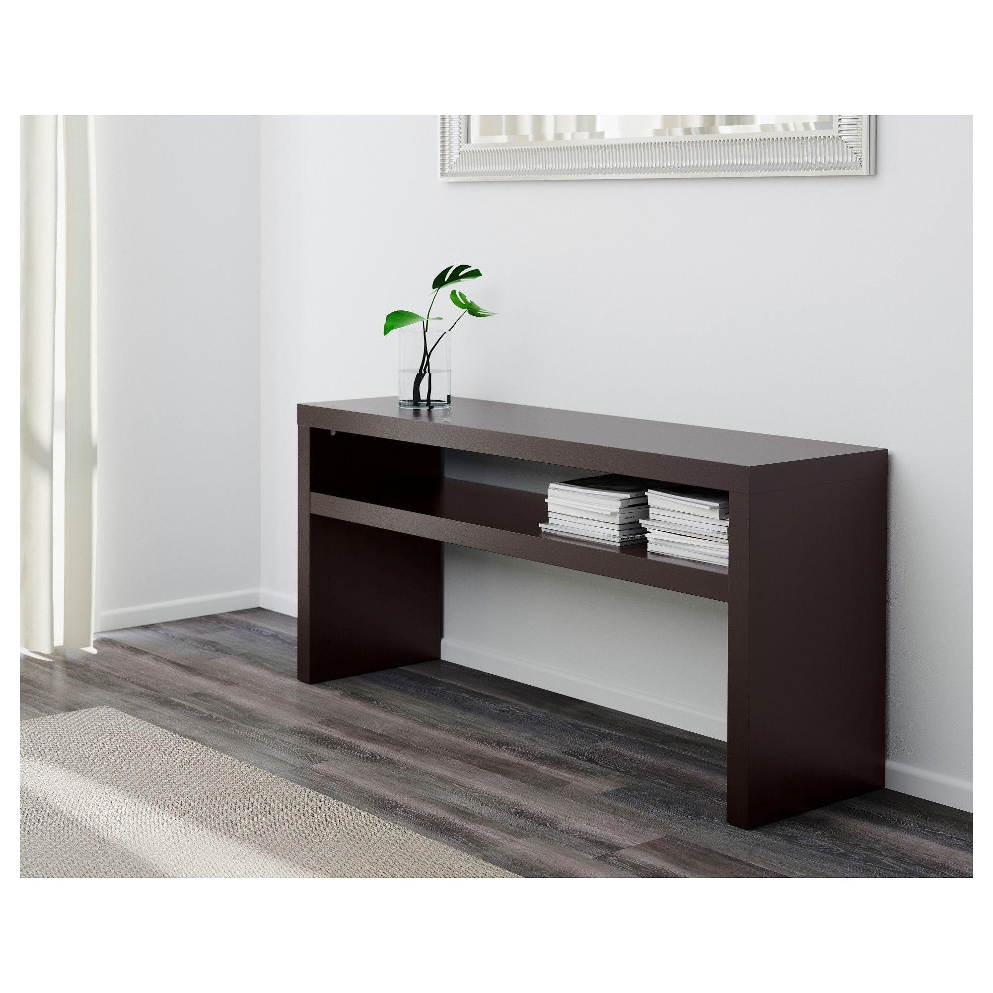 Tremendous Ikea Lack Console Table Black Brown Decor Ikea Sofa Gamerscity Chair Design For Home Gamerscityorg