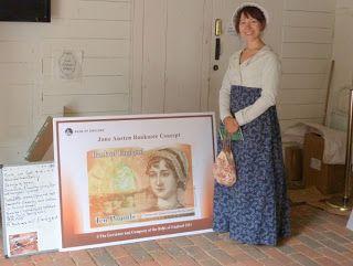 eva´s kleidertruhe: In the Footsteps of Jane Austen IV