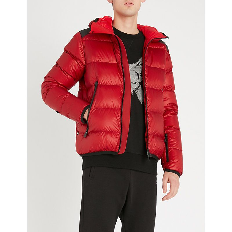 MONCLER GRENOBLE HINTERTUX 绗缝 外壳-下 夹克.  monclergrenoble  cloth cfaab9fd5