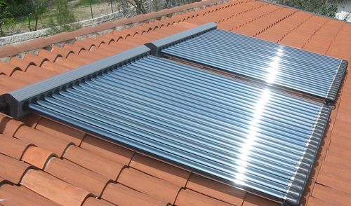 Solar heating, solar evacuated panels, and solar compatible boilers, module and tube supplier UK