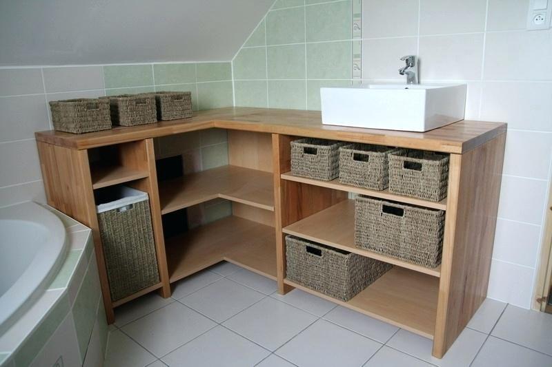 fabriquer meuble salle de bain comment fabriquer un meuble ...