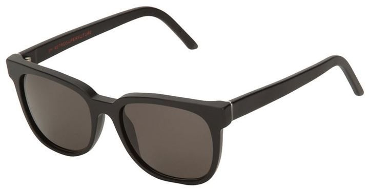 SunglassesGlasses Future 'people Guide Matte' Retro Black Super WDH9YE2I