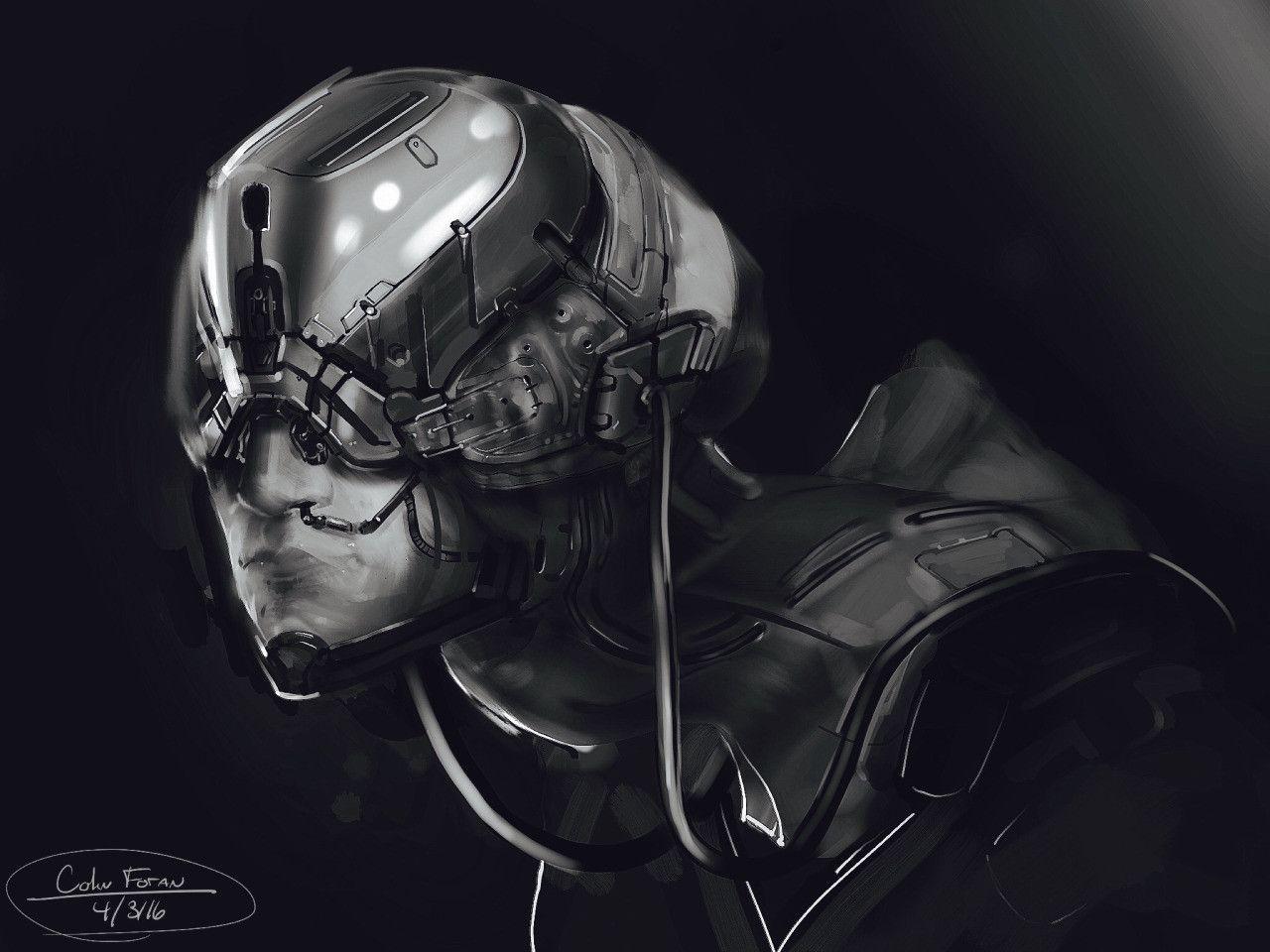 Pin by Raniihab on Dariel Pendragon Sci fi art