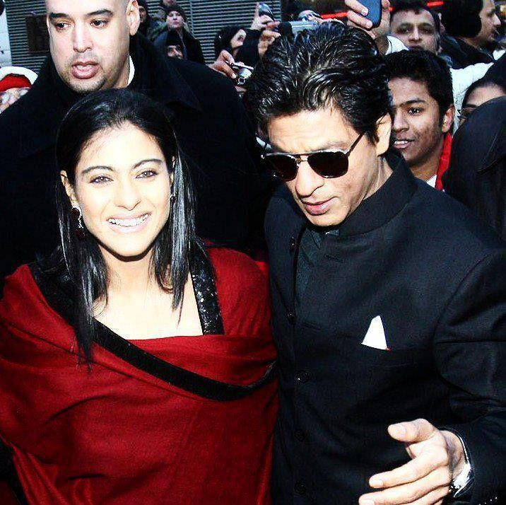 Kajol and Shahrukh-my favorite actor and actress from India