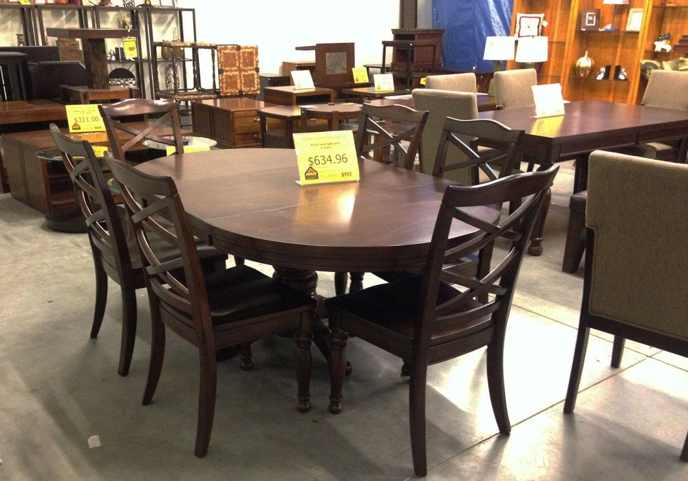 Clearance items on our floor at ashley furniture in for Furniture kennewick wa