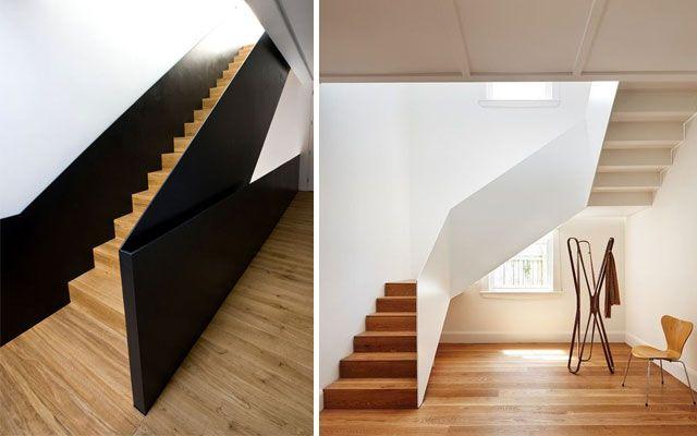 Pasamanos modernos para escaleras de dise o escalera for Pasamanos de escaleras interiores