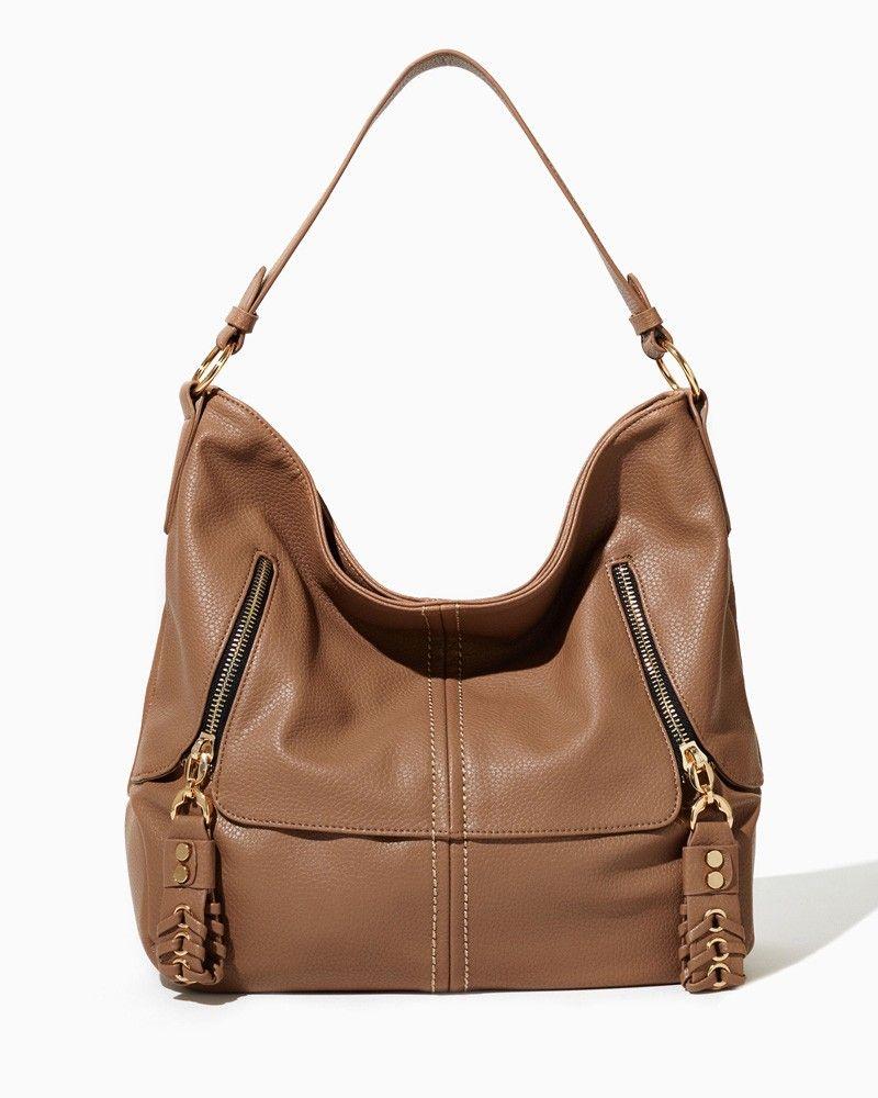 Charming Charlie Tula Hobo Shoulder Bag Upc 410006730014 Charmingcharlie