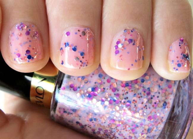 نتیجه تصویری برای girly nail polish colors