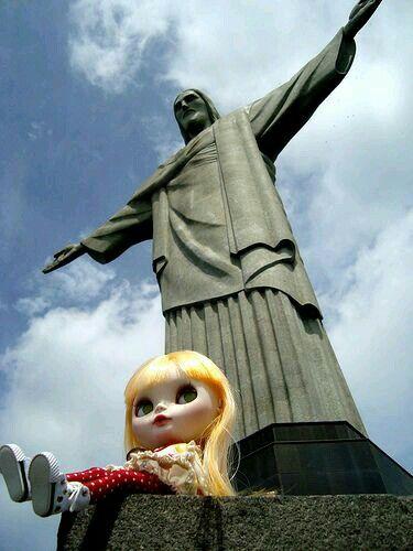 Cristo Redentor Brasil Rio de Janeiro