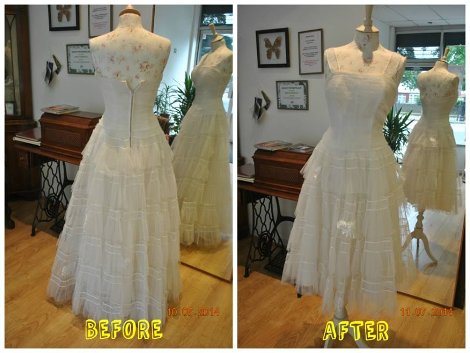 Pin On Vintage Wedding Dress Alterations