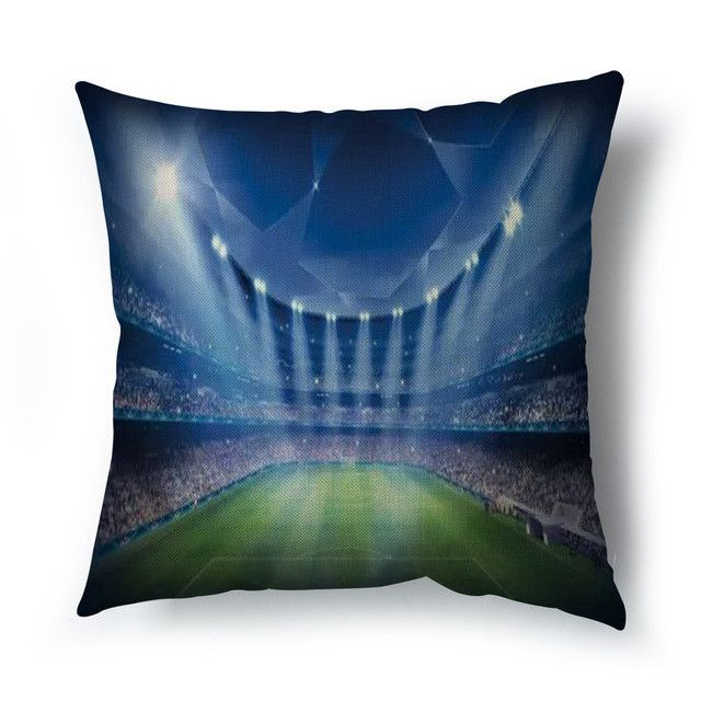 Madrid real betis decorative cushion cover for sofa car living room vineyard vines throw The home decor pillowcase 45x45cm