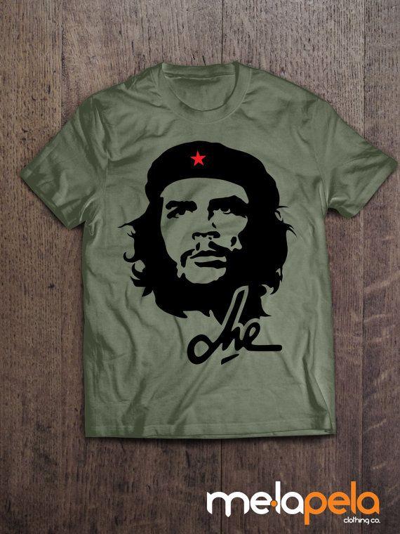 Available at melapelaclothing.com Che Guevara T Shirt fe9778f0fd