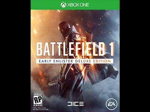 Battlefield 1 Open Beta First Look Stream Replay 9 3 Xbox