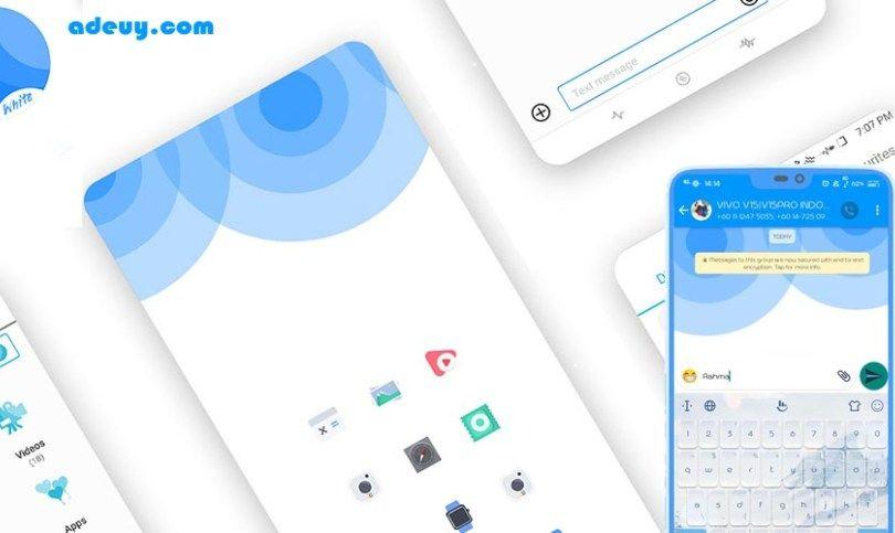 Kumpulan Tema Vivo Itz Tembus Semua Aplikasi Terbaik 2020 Themes For Mobile Android Tutorials Phone Themes