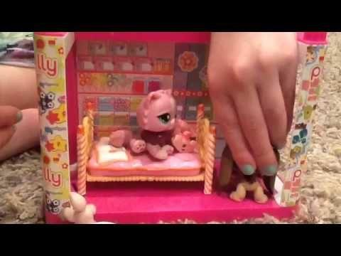 Lps new baby - YouTube