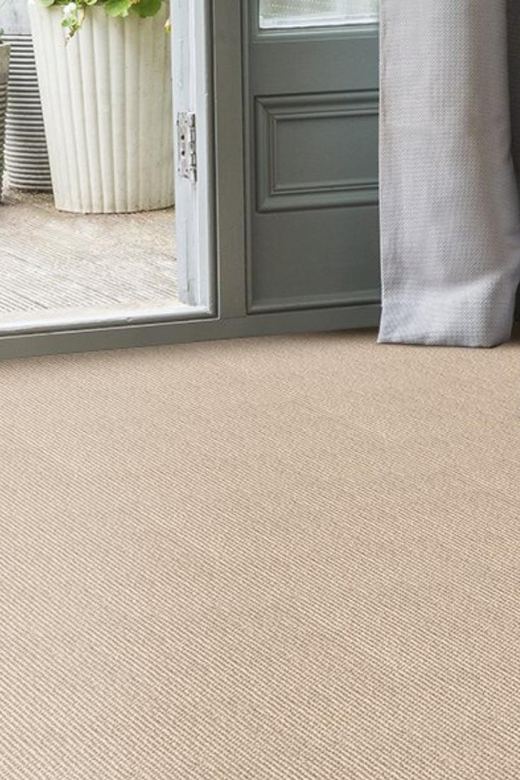 Wool Croft Islay Carpet Beige carpet, Hallway carpet