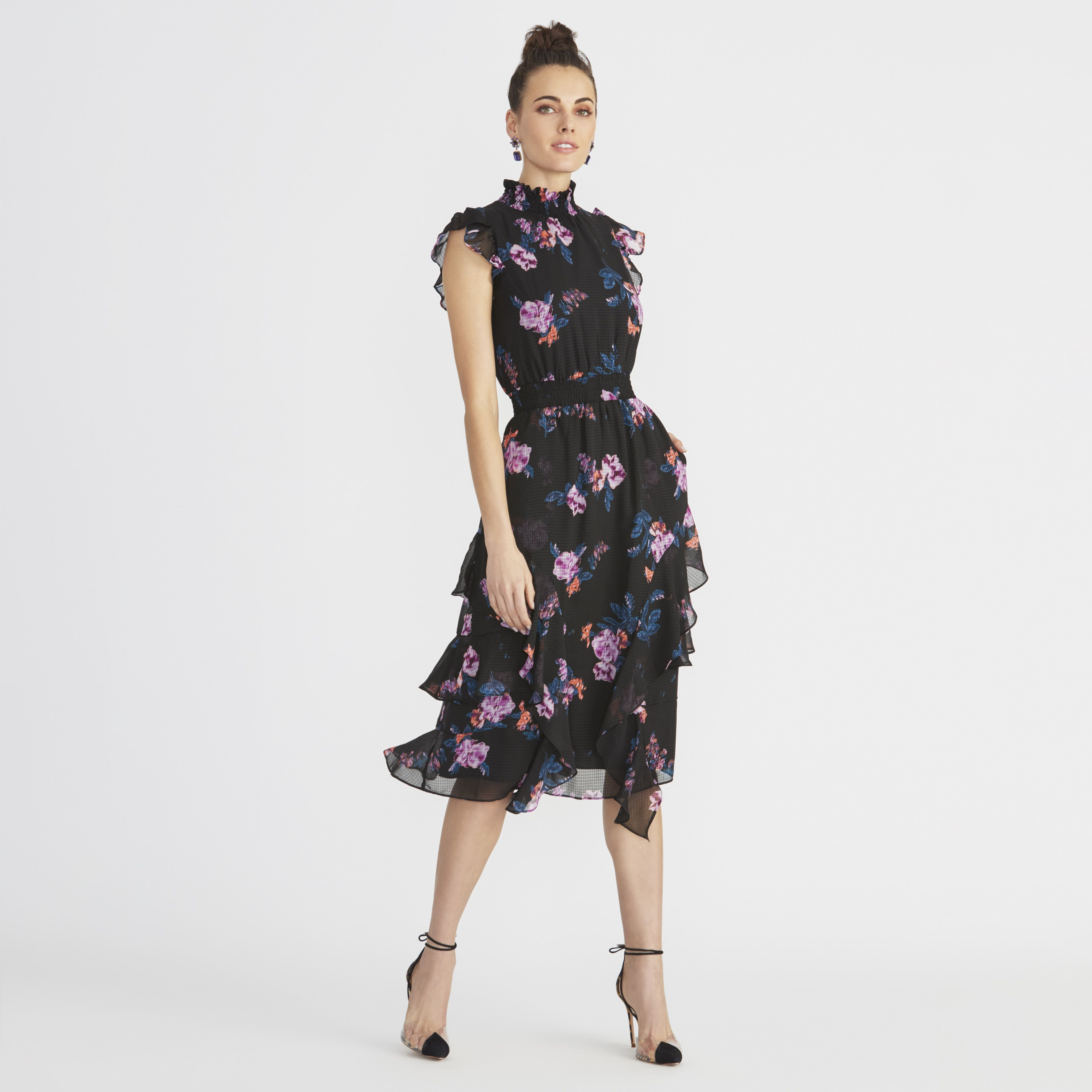 50cf6326ae5 Rachel Roy s Nikita dress is perfect for any of your special occasions  happening this Spring and Summer. Pair this stylish piece with your  favorite heels or ...