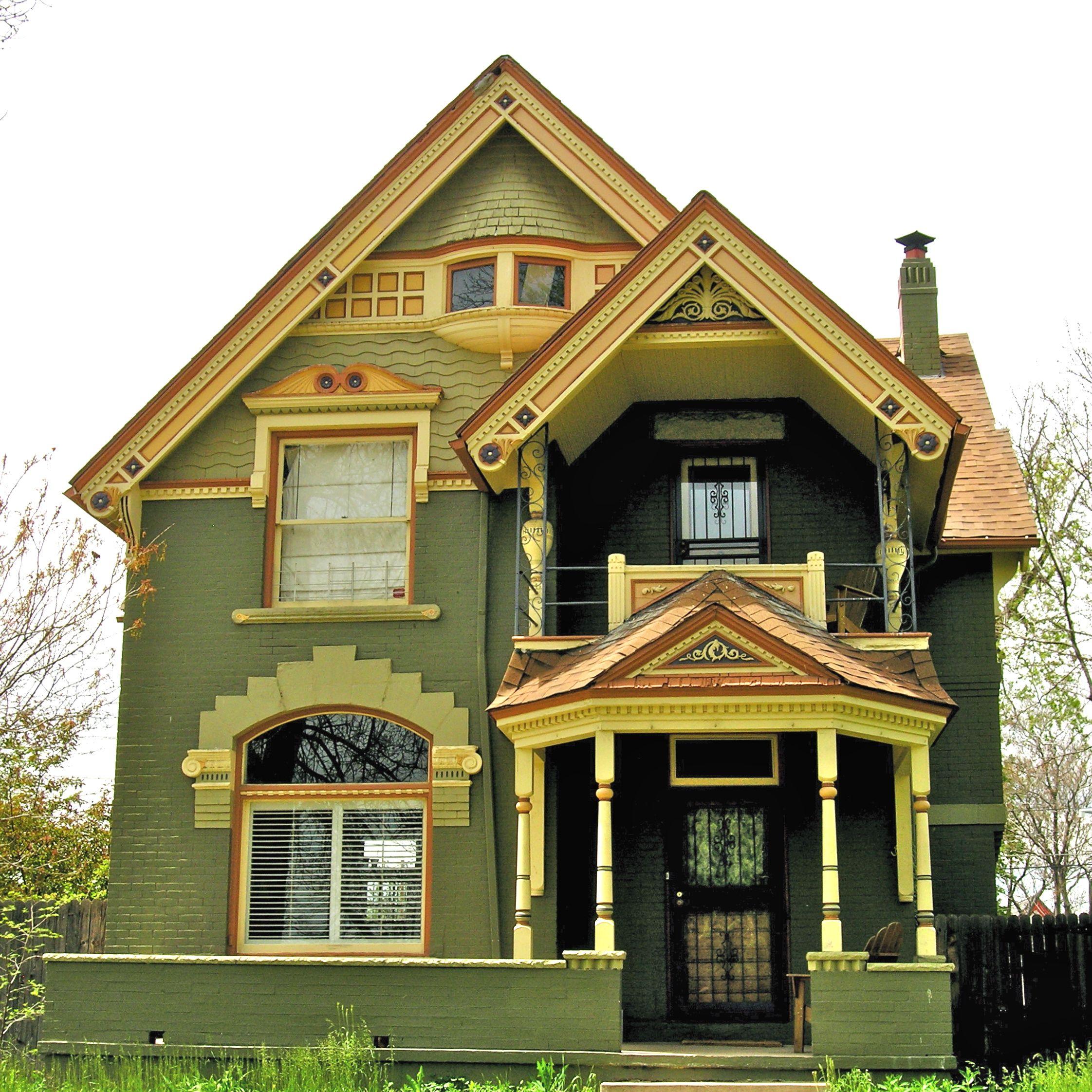 Denver Victorian Victorian Buildings Pinterest Victorian Denver And Architecture