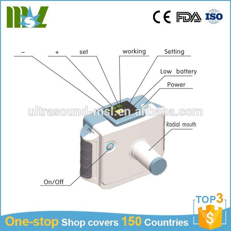 Cheapest Price Portable Wireless Digital Dental X Ray Machine For Sensor Dental Rvg Sensor Digital Wireless X Ray