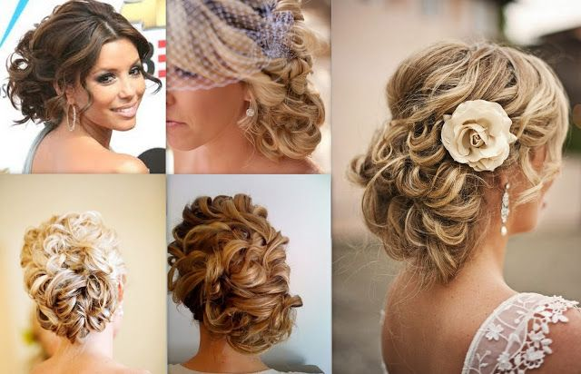 Ivy and Lace: Wedding: Hair inspiration