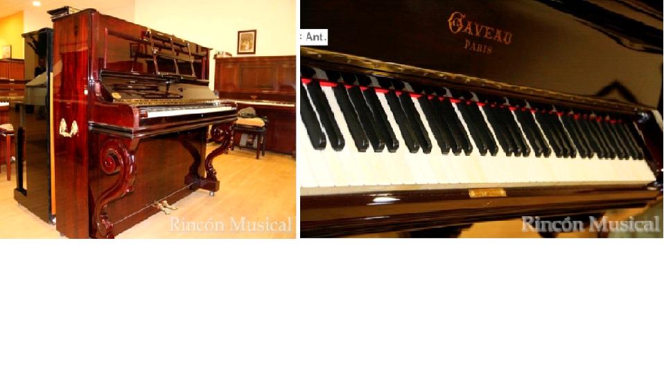 Pianista frustrado: Plan de 1966