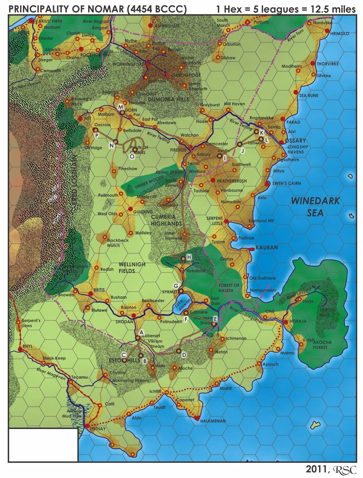 Image Result For D Amp D Sandbox Map Imaginary Maps Map