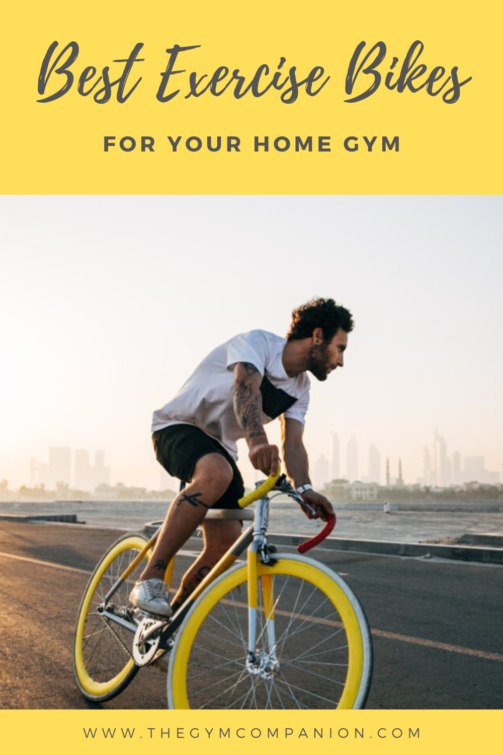 Best Exercise Bikes For Your Home Gym In 2020 With Images Best